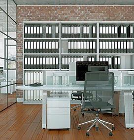 Büroausstattung - Büromöbel